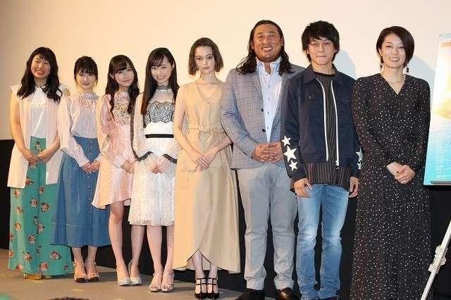 福原遥、初主演映画「女々演」を猛アピール 劇場には「毎日来てください!」 : 映画ニュース - 映画.com