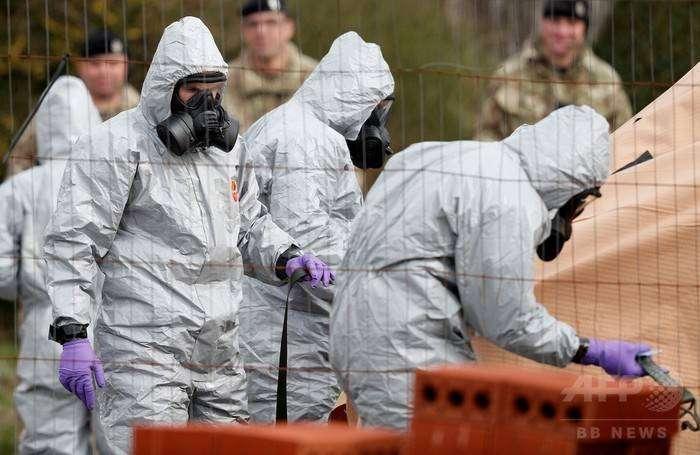 英国、ロシア外交官23人を追放へ 元スパイ襲撃で - グノシー