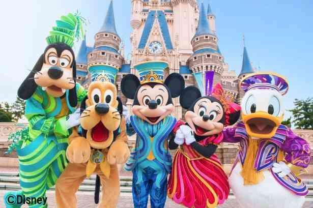 ミッキーマウスが「Mステ」に登場! ディズニーの仲間たちと名曲を生披露