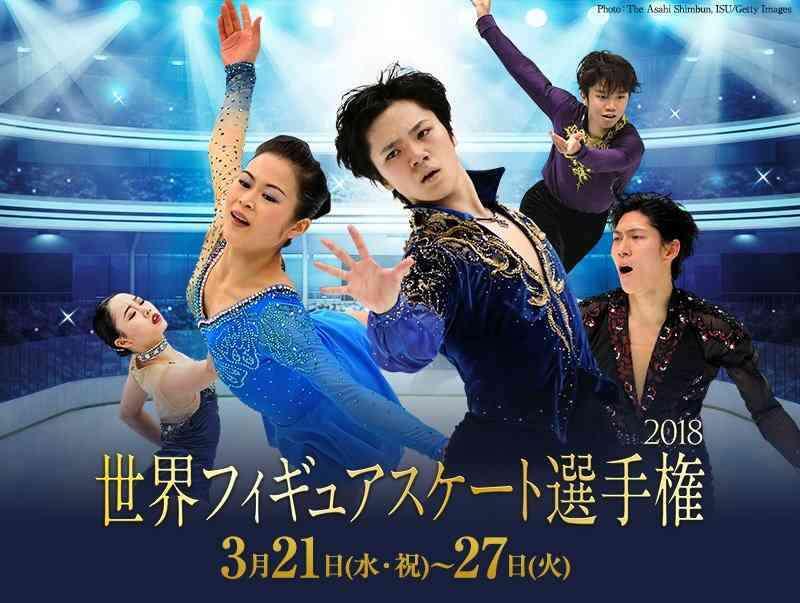 【実況】世界フィギュアスケート選手権2018 女子フリー【感想】