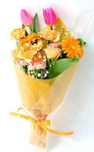 花束を貰っても嬉しくない人