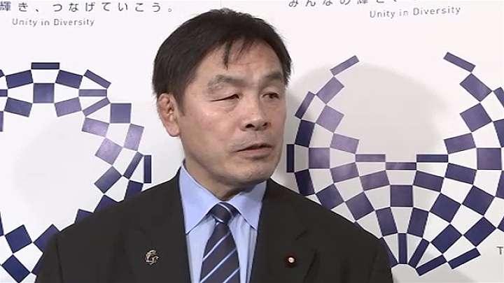 """レスリング協会の馳副会長""""伊調選手を支援する用意ある"""" TBS NEWS"""