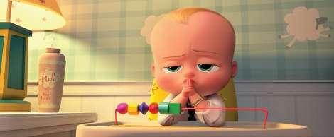 見た目は赤ちゃん、中身はおっさんが大ウケ『ボス・ベイビー』が初登場1位 | ORICON NEWS