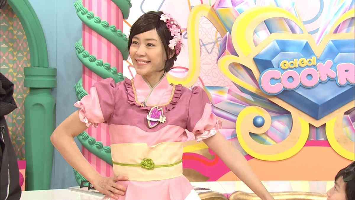 木村佳乃が「キッチン戦隊クックルン」に変身!クックルンフラワー・サクラ役で料理を披露