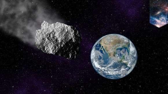 地球に激突しそうな小惑星、重たい宇宙船を10年間に約50回ぶつければ安全な軌道へ移動できる NASAが試算