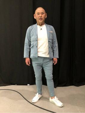 安田大サーカスHIROついに「モデル体型」化? 40キロ減スリム脚に「別人みたい...」