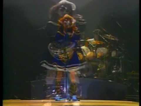 JUN TOGAWA & YAPOOS TOUR - LIVE '85〜'86 / 08. 好き好き大好き - YouTube