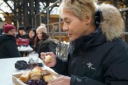 ヒロシです。海外で「駅前食堂」探しです。異色のグルメ番組が始まるとです― スポニチ Sponichi Annex 芸能