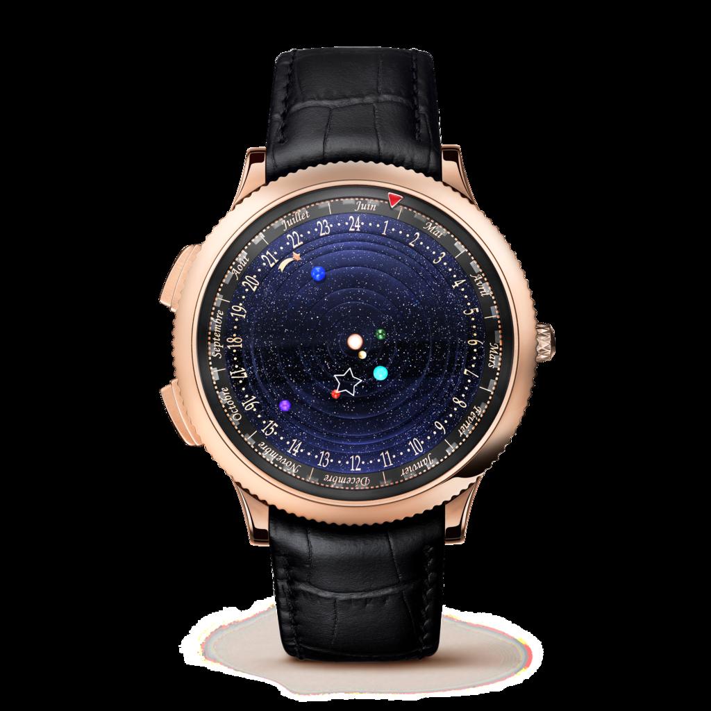 ミッドナイト プラネタリウム ウォッチ - VCARO4J000- Van Cleef & Arpels
