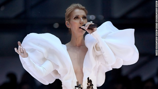 CNN.co.jp : C・ディオン、ラスベガス公演延期 耳の症状で「歌唱困難」