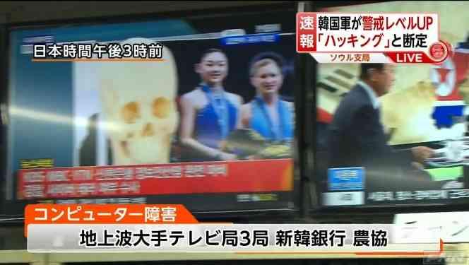 """フジ、韓国関連ニュースでわざわざ""""浅田真央がドクロで隠されたシーン""""を参考映像に使用"""