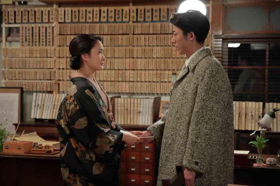 『わろてんか』第140話では、伊能(高橋一生)がアメリカ行きを決意 (リアルサウンド) - Yahoo!ニュース