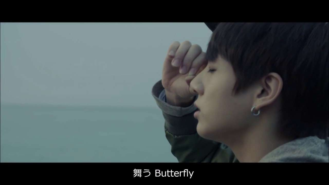 【Butterfly】BTS MV 日本語歌詞 japanese.ver - YouTube