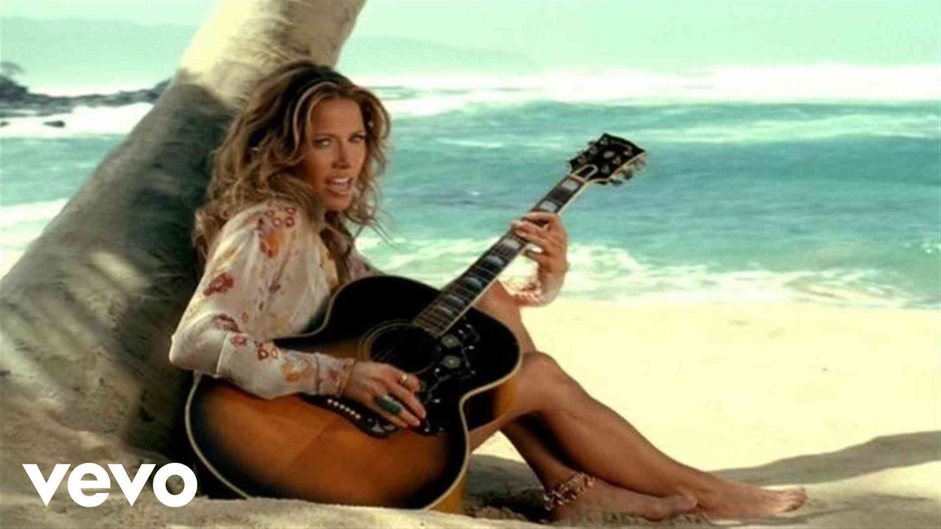 Sheryl Crow - Soak Up The Sun - YouTube