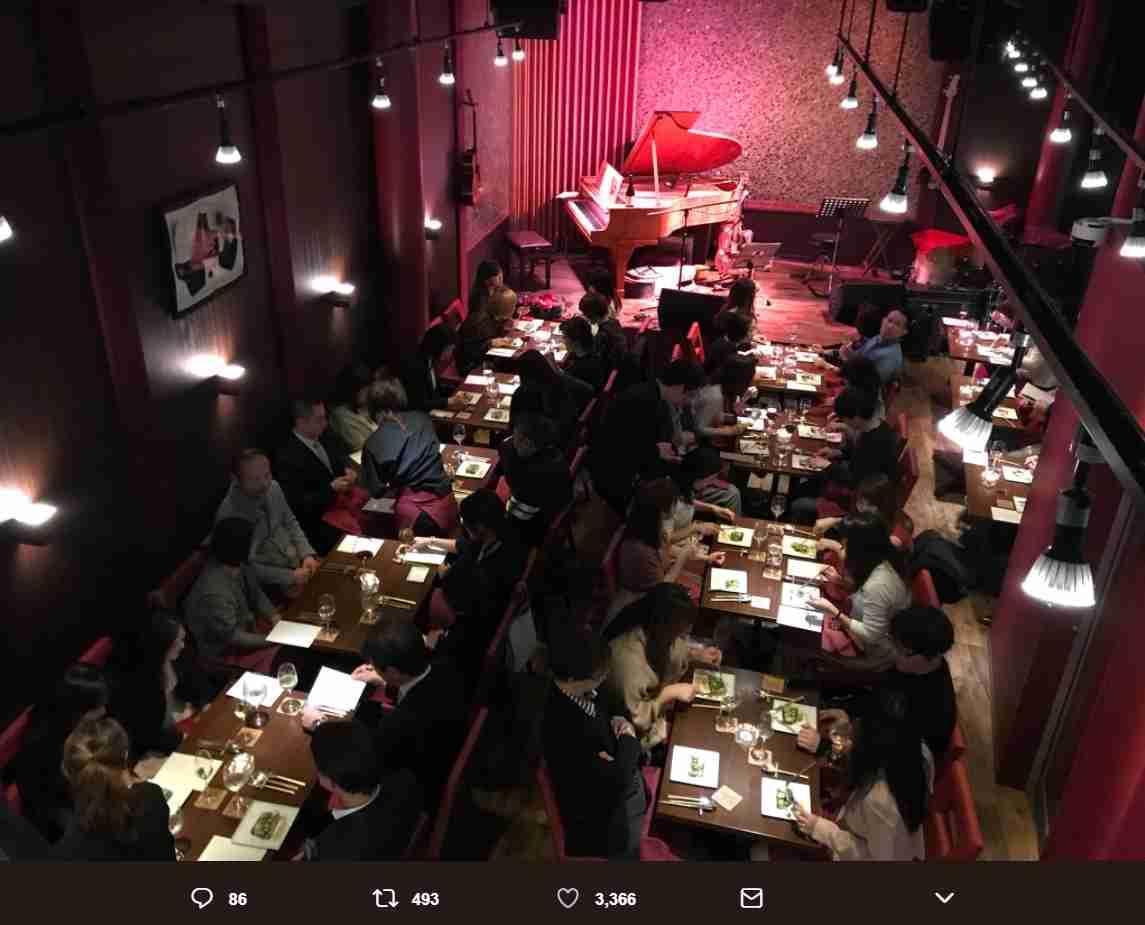辻仁成、初のディナーショーがハンパない フルコース「80人分」を手作り