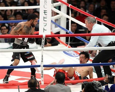長谷川穂積氏、ネリへの怒り収まらず「同じ体重で戦ってたらどうなのか」/BOX (サンケイスポーツ) - Yahoo!ニュース