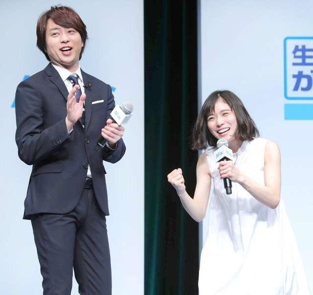 嵐・櫻井の健康年齢は28歳「安心しました」渡辺直美も28歳、西島秀俊は22歳 : スポーツ報知