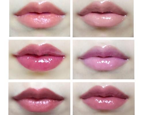 唇の色が濃い人のリップメイク