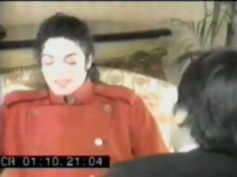 Michael Jackson - NTV FULL Interview 1996 [MJ can't stop laughing] - YouTube