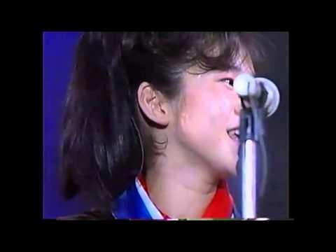おニャン子クラブ - じゃあね (ファイナルコンサート) - YouTube