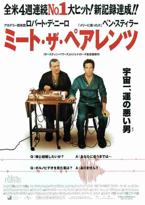 ミート・ザ・ペアレンツ - 作品 - Yahoo!映画