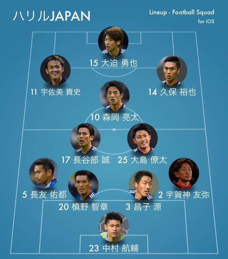 【実況・感想】サッカー国際親善試合 日本代表×マリ