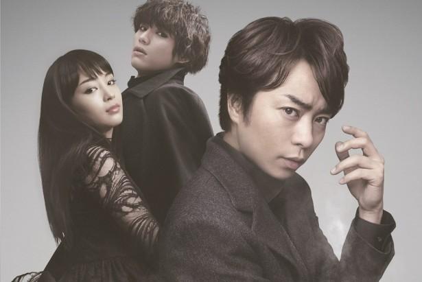 櫻井翔が不可能犯罪に挑む『ラプラスの魔女』、主題歌に世界中で18億回再生された楽曲が決定!
