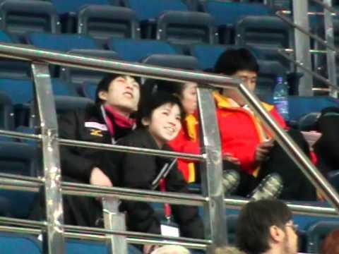 Tanaka & Uno JWC 2012 part2 - YouTube