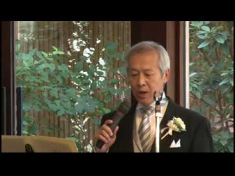 花嫁の父が歌う「糸」 - YouTube
