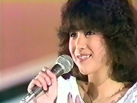 松田聖子 白いパラソル - YouTube