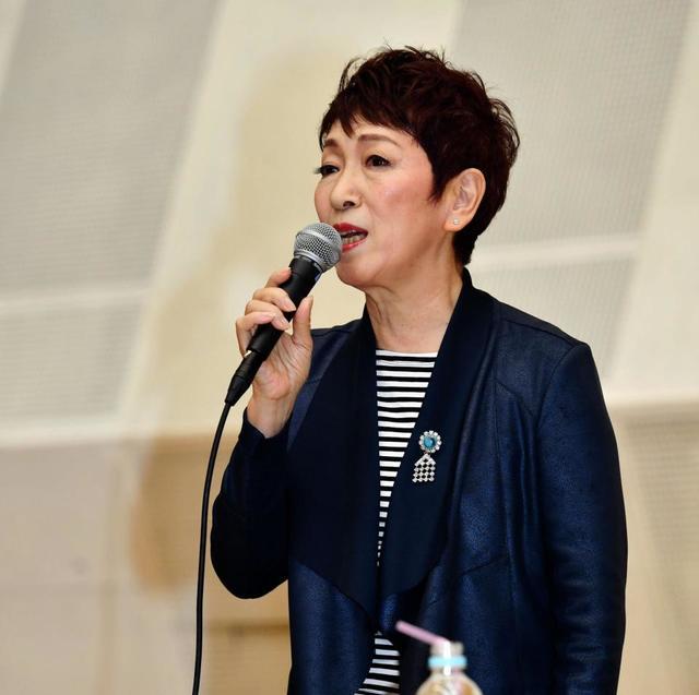 大橋純子 早期の食道がんを公表「本当か、という気持ち」「私を応援していただければ」