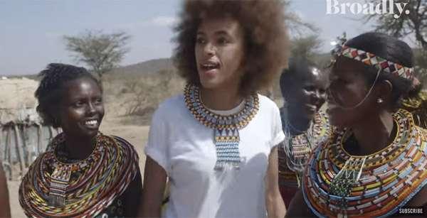 ケニアに「女性しかいない村」がある。その理由がカッコよすぎる【動画】 - AOLニュース