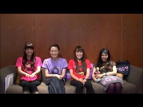 "SPEED FanMeeting 2011 presents USTREAM「""生""でごめんね。」 - YouTube"
