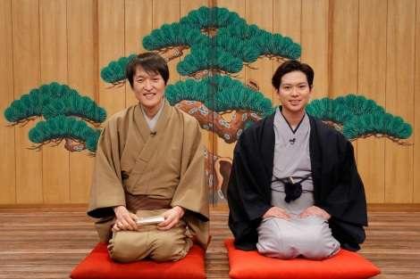 画像・写真 | NEWS加藤、オリジナル落語をテレビ初披露 小山慶一郎から「どこに向かっているの?」 1枚目 | ORICON NEWS