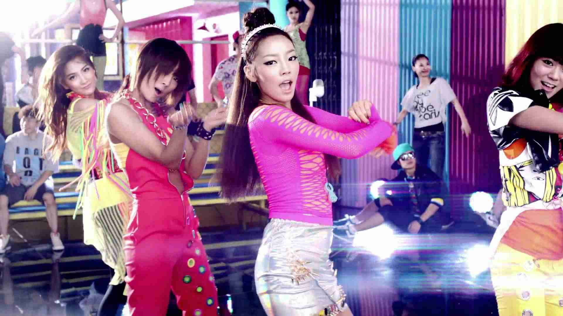 KARA - STEP M/V - YouTube