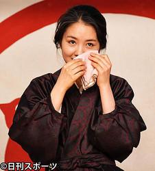 葵わかな 朝ドラ撮影終了に涙…「私にしかできないことをやれて嬉しかった」