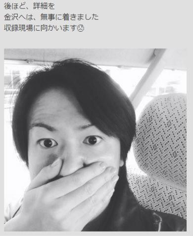 元カリスマホスト城咲仁、新幹線でハプニングに遭遇 「何か今年は、ありそうです」
