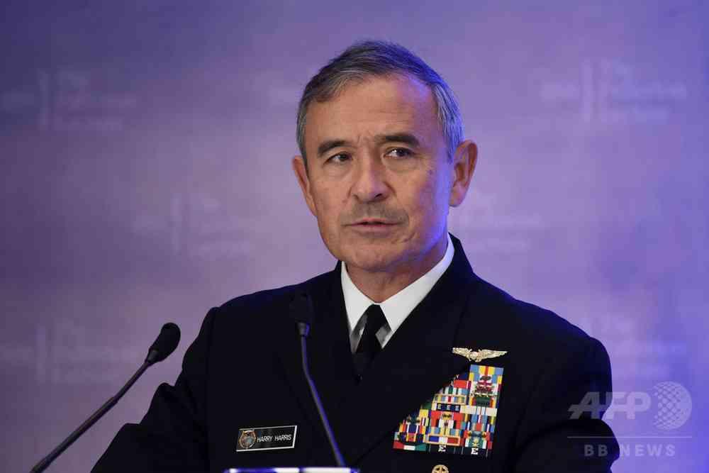 中国の軍事力「間もなく米に匹敵」 太平洋軍司令官が警鐘 写真1枚 国際ニュース:AFPBB News