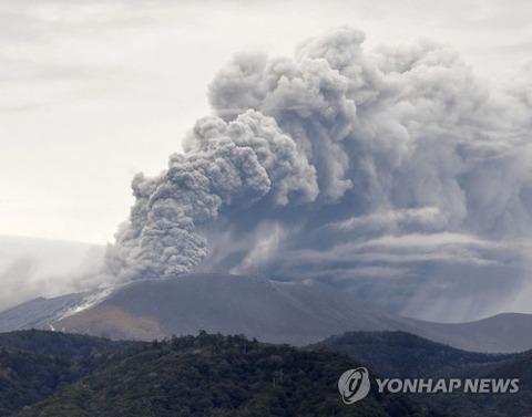 【韓国の反応】みずきの女子知韓宣言(´∀`*) : 【韓国の反応】「日本への天罰!」韓国人、狂喜乱舞のお祭り中「九州の新燃岳、三日間『爆発的噴火』」