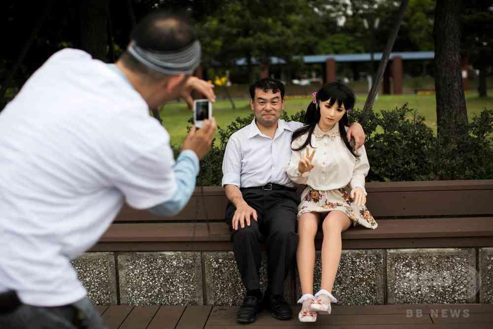 ラブドールに真実の愛見つけた男たち、「僕にとっては人間」 写真16枚 国際ニュース:AFPBB News