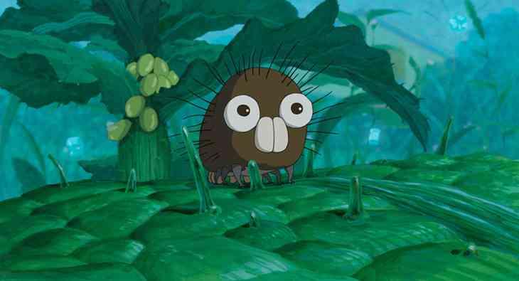 宮崎駿の短編「毛虫のボロ」3月21日よりジブリ美術館にて上映