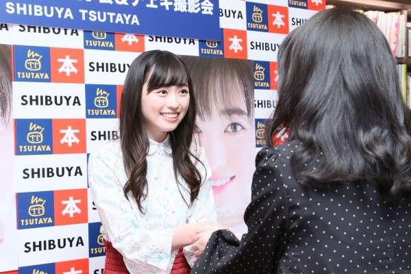 デザート 公式ブログ - 福原遥 「どっちもないんじゃないかな(笑)」恋愛について言及 - Powered by LINE