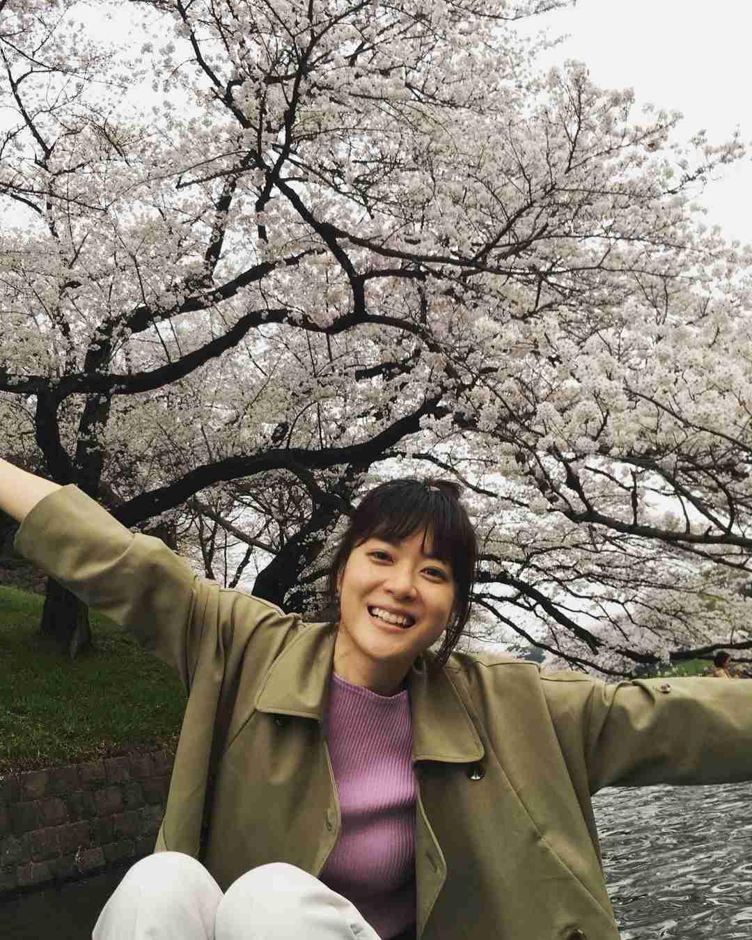 トライセラ和田、妻・上野樹里と桜満開の千鳥ヶ淵でボートデート 称賛の声続々