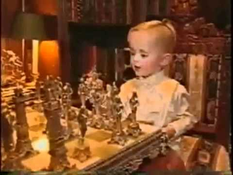 Michael Jackson playing chess with son, Prince Michael (Long Version) - YouTube