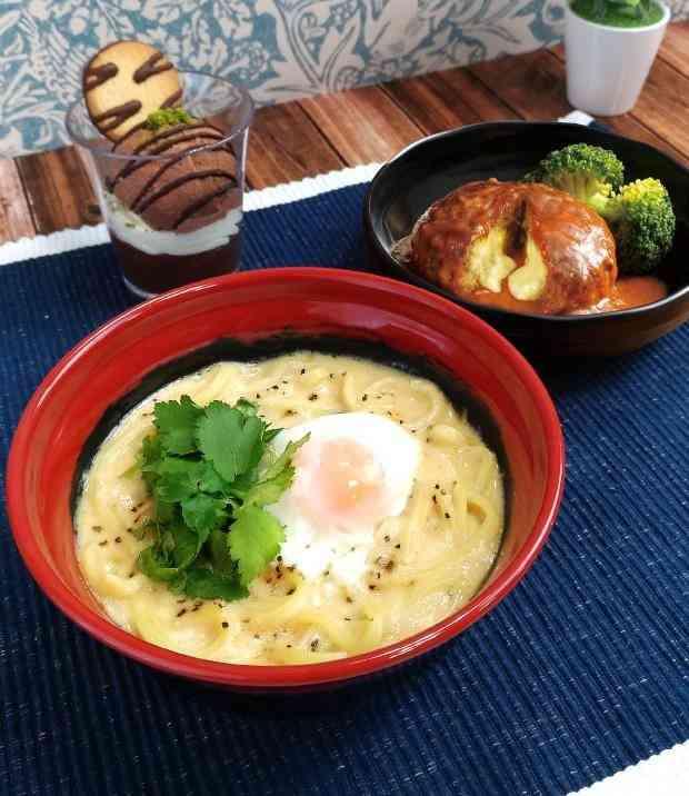 くら寿司、ついにファミレスに挑戦 初の本格洋食「カルボナーラ スパらッティ」登場|BIGLOBEニュース