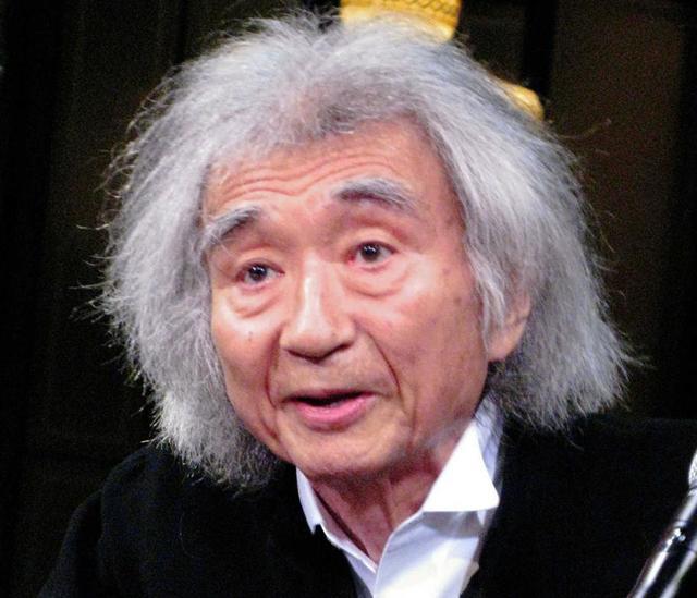 小澤征爾氏  大動脈弁狭窄症で入院、歌劇指揮を降板