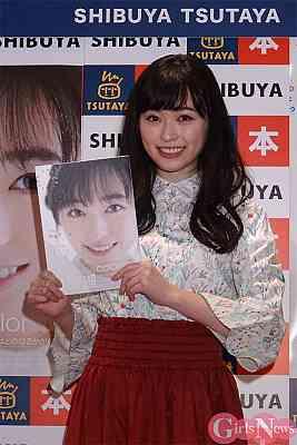 福原遥、2年の連載をまとめた初めてのフォトブック「写真集とはまた違った私が見られます」 | GirlsNews