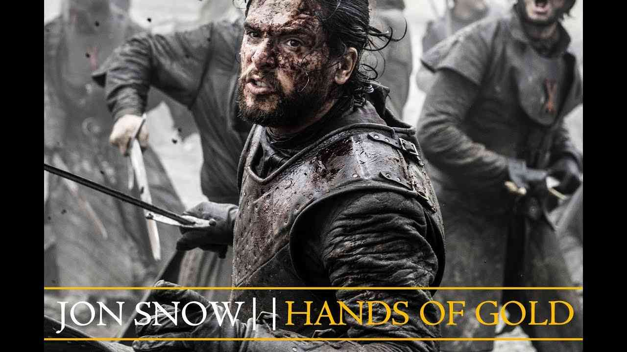 JON SNOW || Hands of Gold (Peter Hollens Cover) - YouTube