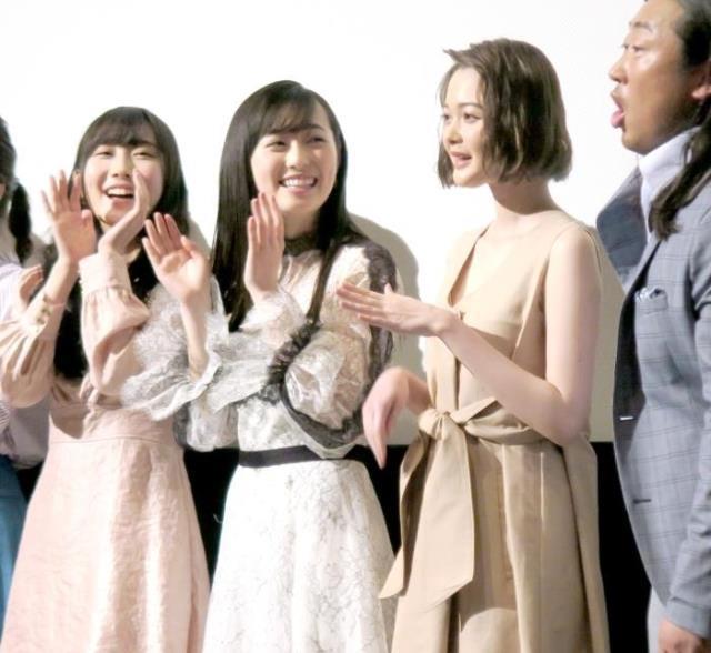福原遥、女同士の取っ組み合いシーンを熱演「本気でやり合おうねと…」 : スポーツ報知