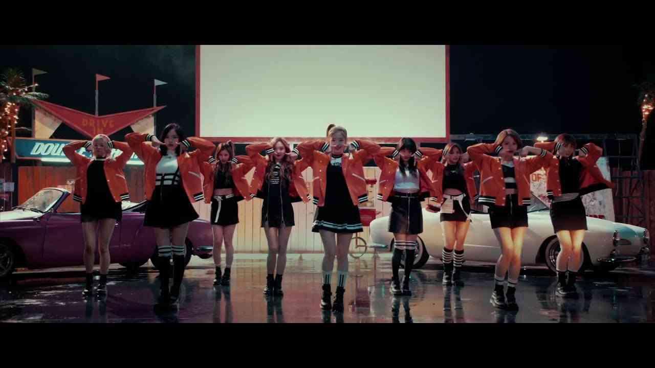 TWICE「TT -Japanese ver.-」Music Video - YouTube
